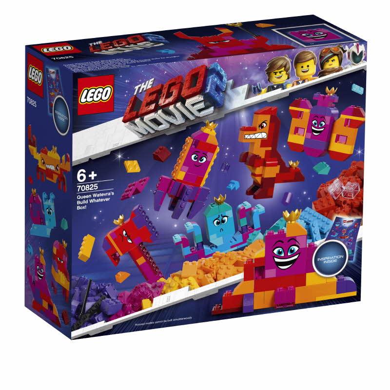 [시흥점][LEGO(레고)]레고 무비2 와테브라여왕의무엇이든조립박스! 70825