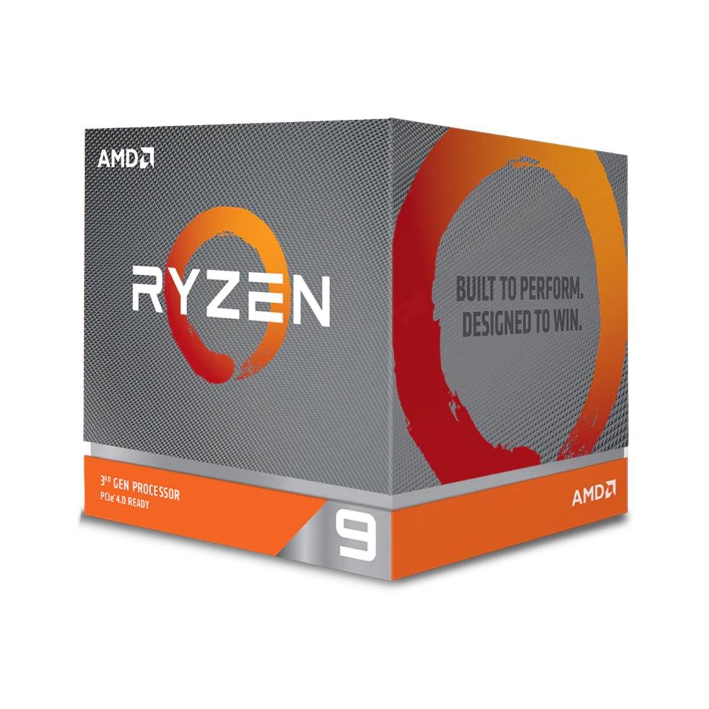 [첫 구매 시 30일 동안 무제한 무료배송] AMD 라이젠 9 마티스 3세대 3900X CPU 100-100000023BOX