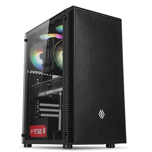 [첫 구매 시 30일 동안 무제한 무료배송] 컴맹닷컴 하이엔드 게이밍 PC CM954FC-266H (인텔 i5-9400F WIN10 Home DDR4 16G SSD 240G)  RTX2060
