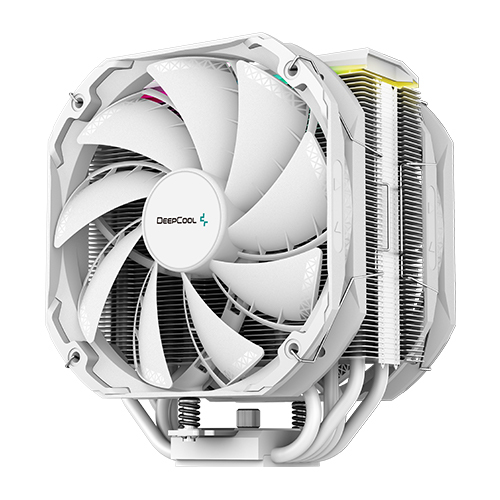 [첫 구매 시 30일 동안 무제한 무료배송] DEEPCOOL AS500 PLUS CPU 쿨러 WHITE