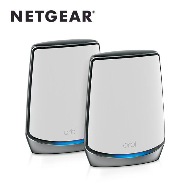 넷기어 오르비 RBK852 트라이밴드 메시 WiFi 6 시스템 공유기 통합 AX6000