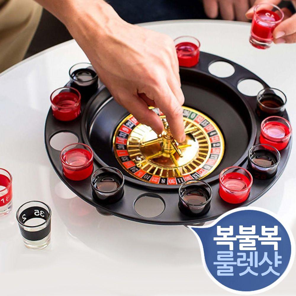 카지노 룰렛샷 16잔 술자리 복불복게임 내기 +m  + 1  + 1  + 본상품선택