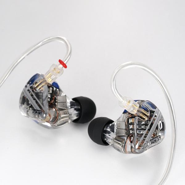 [해외] Softears RS10 10BA 커널형 이어폰  {옵션:단일}