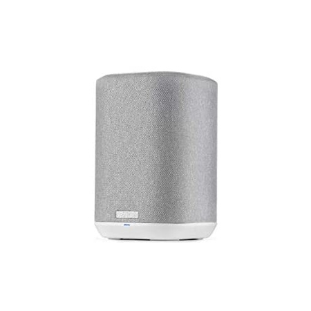 [해외] Denon Home 150 무선 스피커 (2020 모델)  HEOS 내장  AirPlay 2 및 Bluetooth  알렉사 호환  컴팩트 한