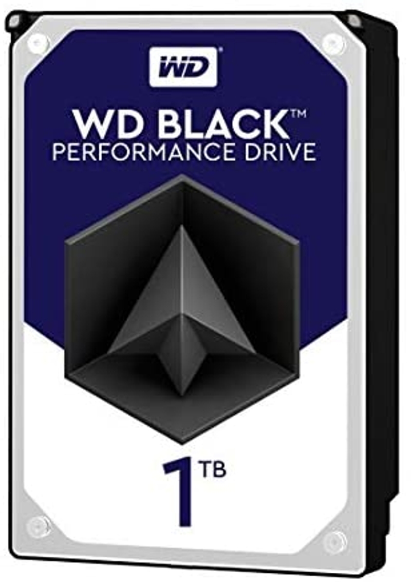 [해외] 독일 내장하드 WDBLACK 4TB 성능 3.5 인치 내장 하드 드라이브-7200RPM 클래스 SATA 6Gbit s 256MB 캐시  {생산 능력:1TB}