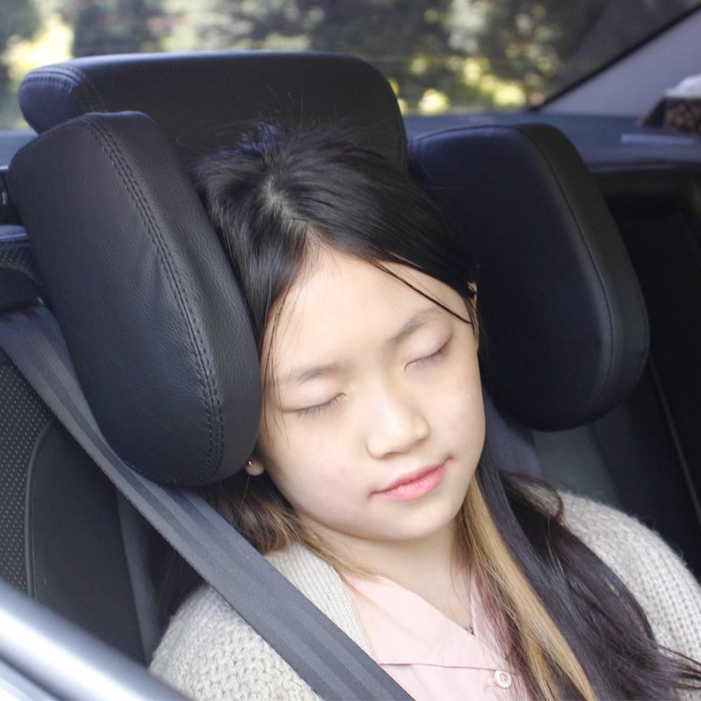 뮤토리 모빅A1 목편한 4세대 목쿠션 머리쿠션 헤드레스트