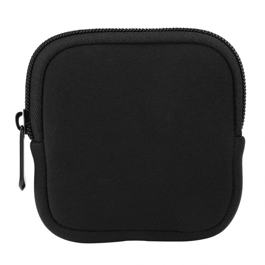 [해외] 소니 WF 1000XM3 헤드셋 professinal 이어폰 액세서리에 대 한 미니 휴대용 무선 블루투스 이어폰 가방 보호 주머니