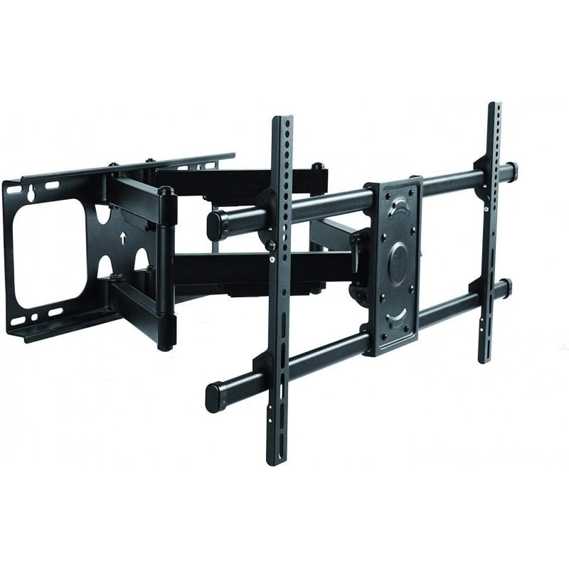 [해외] TV벽걸이 Premim 마운트-중량 듀얼 ArmArticulating TV월 마운트 브래킷 LG에 UM8070PUA 86 등급 높은  단일옵션