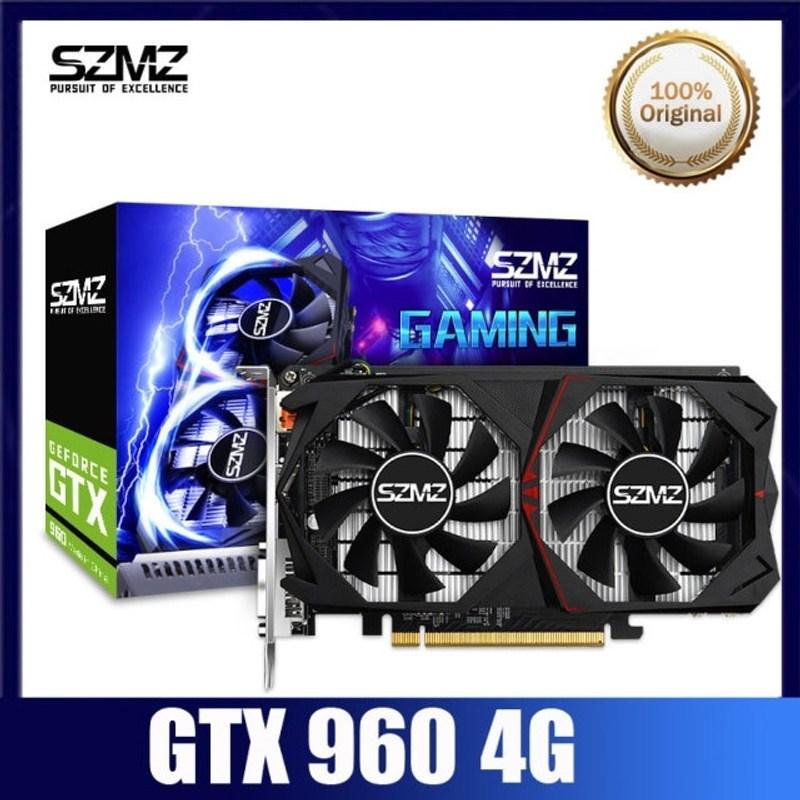 [해외] 그래픽카드 새로운 비디오 카드 기존 GTX960 1050TI 4GB RX580 8GB GTX1660 슈퍼 6GB RTX 3060 3060TI 3070 3070TI 8GB 그래픽