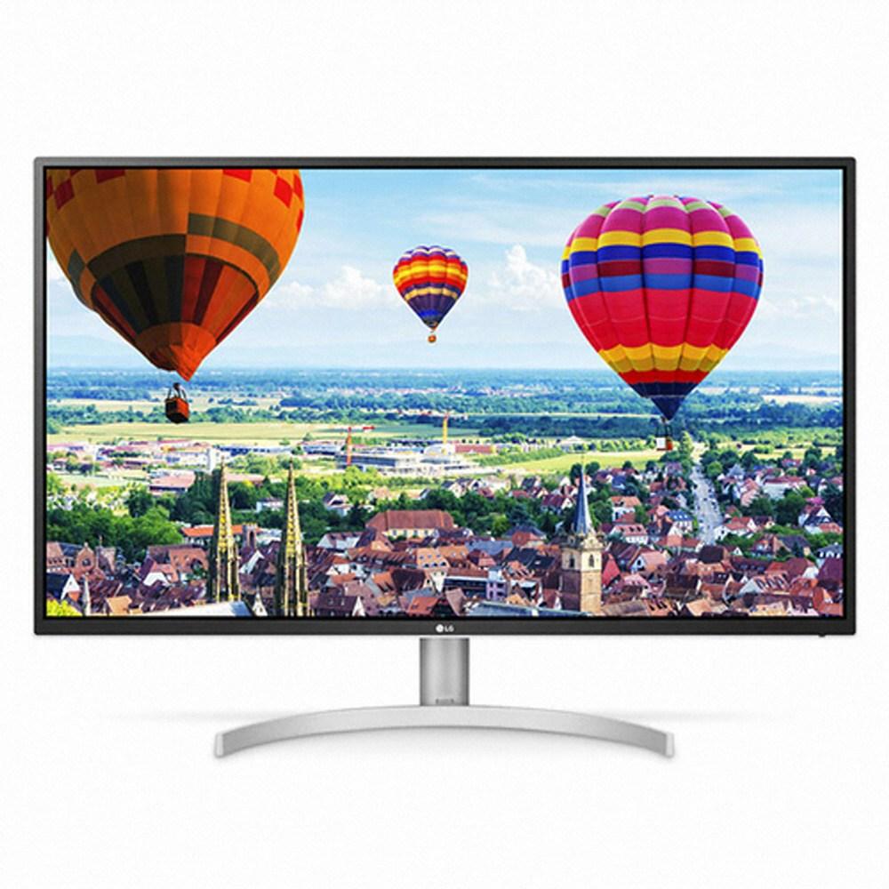 LG전자 32QK500/IPS/QHD 2560 x 1440/광시야각/Sw 화면분할/32인치 모니터/고해상도/리퍼비시