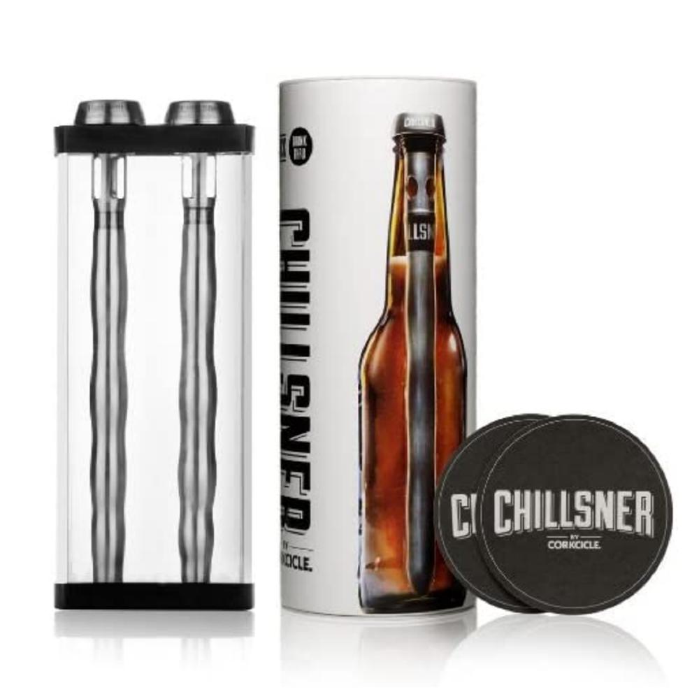 [해외] 콕시클 맥주 냉각기 비어 칠스너 Chillsner 2팩 CORKCICLE
