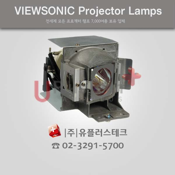[ViewSonic] PJB701HD / RLC-119 프로젝터 램프  정품베어램프