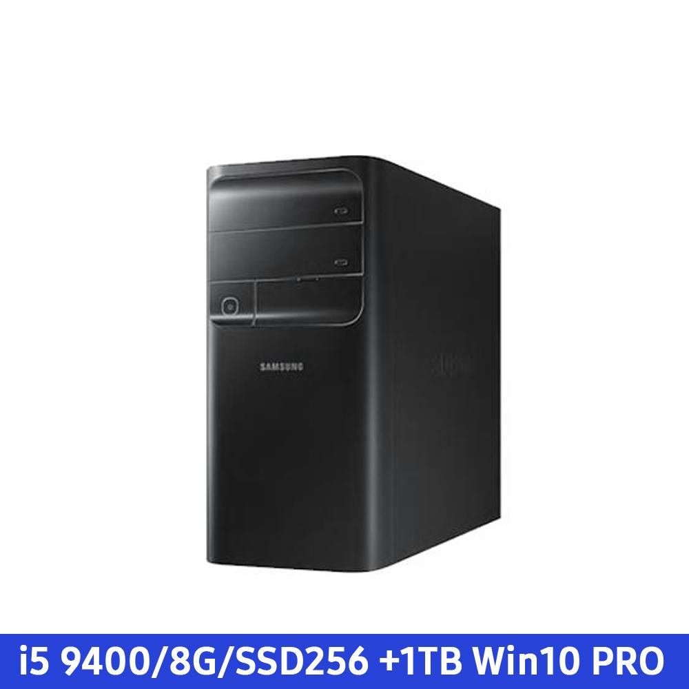 365정품 삼성전자 DB400TCA-Y42C(i5 9400 8G SSD256 +1TB WIN10PRO)  1  DB400T9A-ZOR