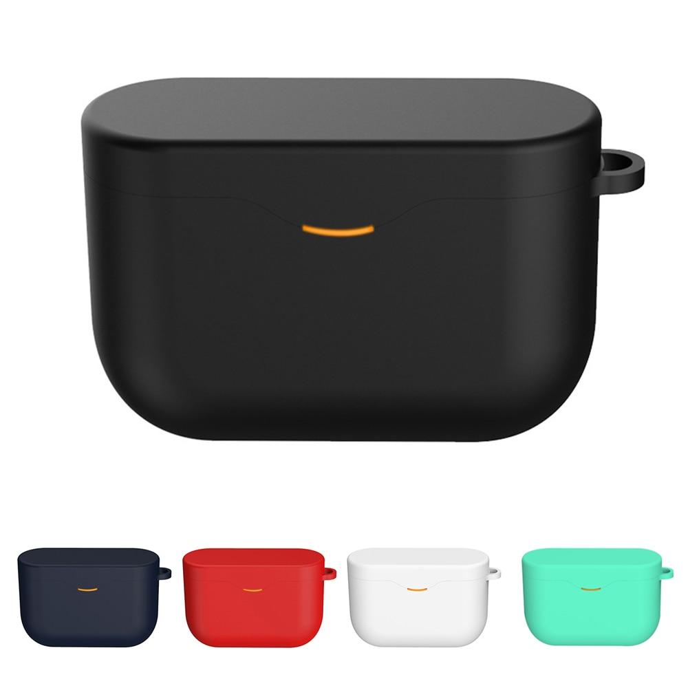 [해외] 소니 WF 1000XM3 데이터 라인 헤드폰 이어폰 휴대용 이어폰 케이스 파우치 스마트 폰 액세서리 용 헤드셋 보관 가방