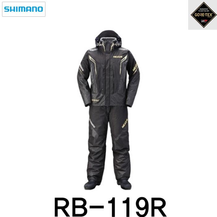 시마노 시마노 고어텍스 동계복  콜드웨드 슈트 윤성 RB-119R
