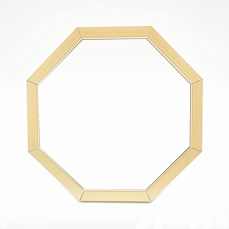 [해외] Pararadex 옥톤 스탠드 및 벽 거울 SS 골드 OCM-15GD