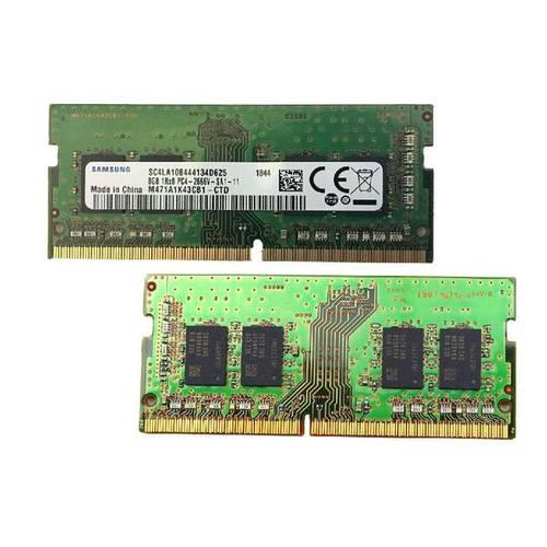 [해외] SAMSUNG 2_Of_M471A1K43CB1-CTD Samsung 16GB 2X8GB DDR4 PC4-21300 2666MH  상세내용참조