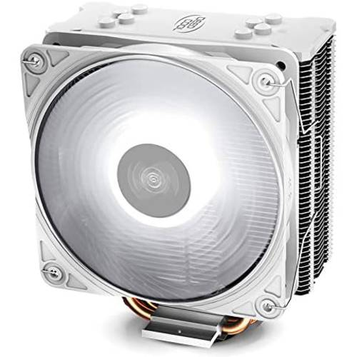 [해외] DEEP COOL DEEP COOL GAMMAXX GTE V2 White CPU Air Cooler with 4 Heatpip  상세내용참조