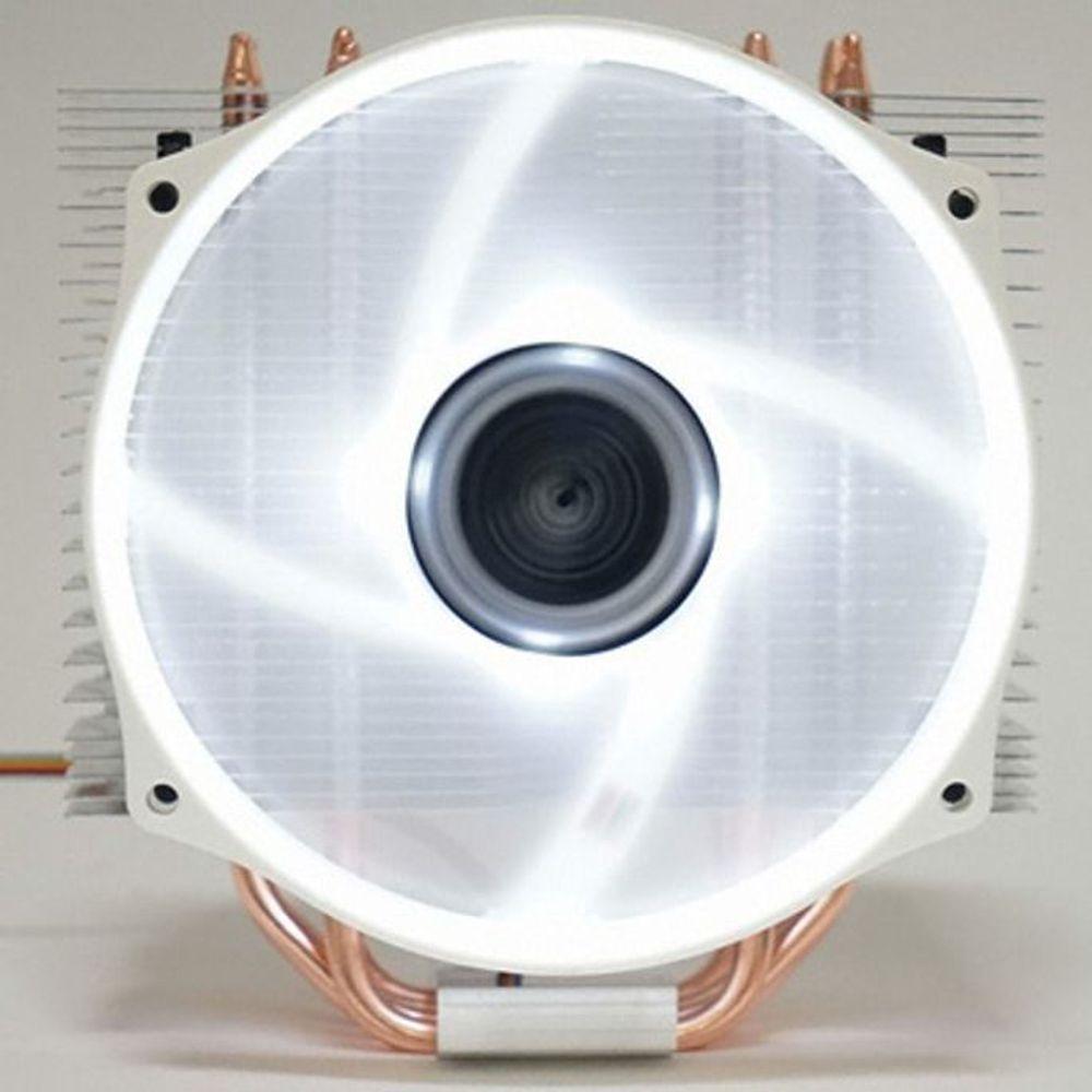 써모랩 CPU쿨러 TRINITY 6.0 WHITE LED 저소음 7798688EA