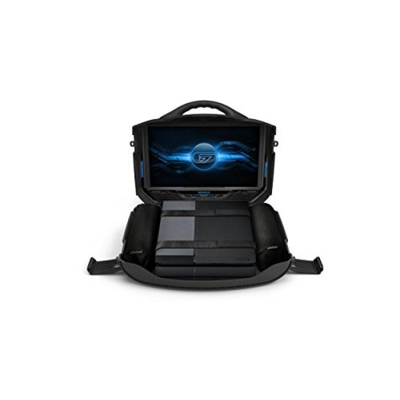 [해외] PS4 Xbox One Ps3 Xbox 360 용 Gaems G190 Vanguard 개인용 게임 환경 (콘솔 미포함) [Importacin Al  단일옵션
