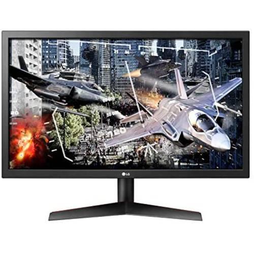 [해외] LG LG 24GL600F-B UltraGear Gaming Monitor 24 FHD (1920 x 1080) Display  상세내용참조