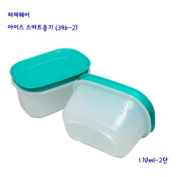 리빙 티파웨어 아이스스마트용기-타파냉동냉장용기(396-2)170ml-2단