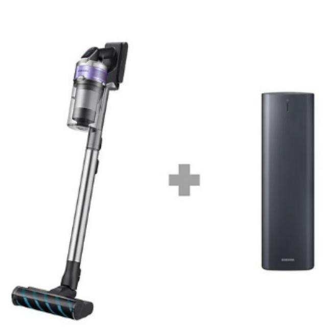 삼성 제트 청소기 청정스테이션 패키지 VS20T8282B2CS 스틱청소기  삼성전자 제트 2.0