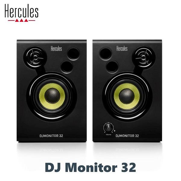 HERCULES - DJ Monitor 32 DJ 스피커1조(2통)/허큘리스 모니터 32 DJ 스피커/3인치 모니터 스피커