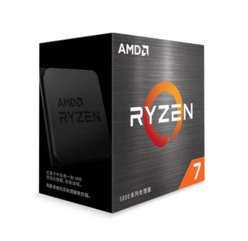 [해외] JG AMD R3-3100 R7-3700X 3800X R9-3900X 가성비 CPU  {색상 분류:AMD Athlon 3000 박스형(팬포함)}