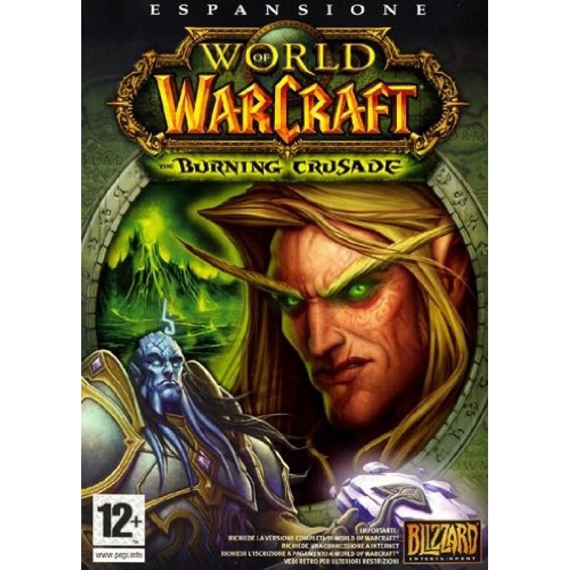 [해외] 불타는 성전-Add On World Warcraft [Importacin italiana]