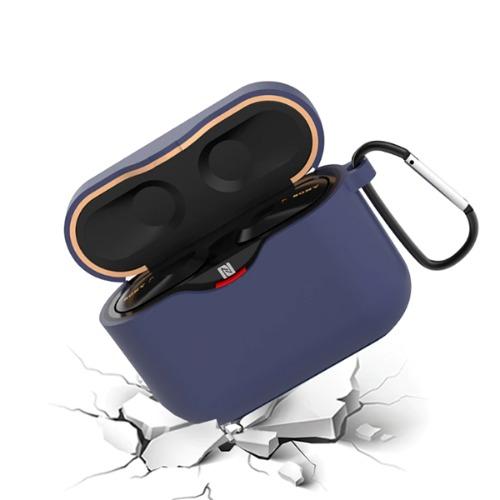 소니 wf-1000xm3 충격 흡수 탄성 실리콘 이어폰 케이스