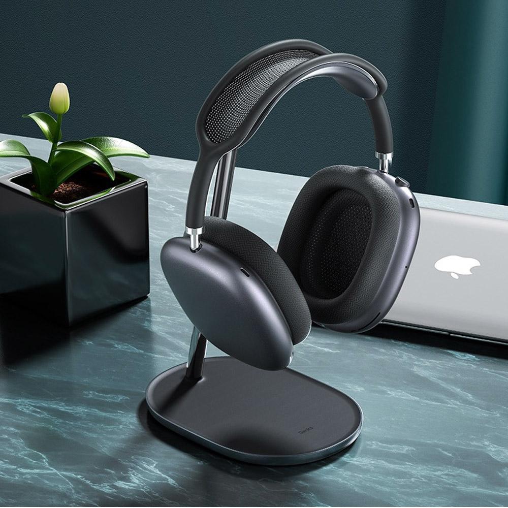 에어팟맥스 거치대 헤드폰 헤드셋 스탠드 AirPods Max  블랙
