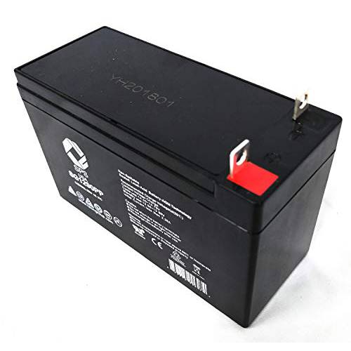 SPS Brand 6V 4.5Ah Replacement Battery for Ritar RT64.5 Sealed Lead Acid AGM VRLA