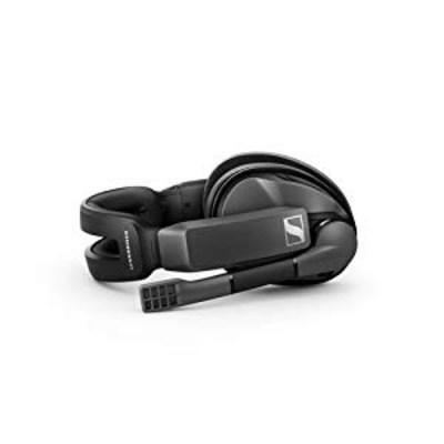 [해외] 젠하이저 게이밍 멀티 헤드폰 GSP500  GSP370  블랙