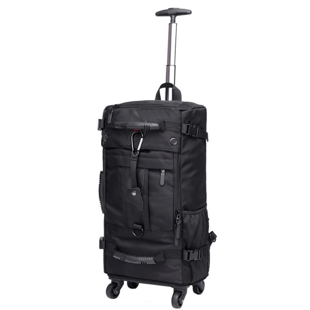 4in1 바퀴부착 캐리어가방 멀티 여행백팩 편한착용 둘레길 트레일 트레킹 밀착감 캠핑  상세페이지참조