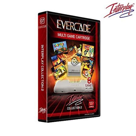 [해외] Blaze Evercade Evercade Interplay Cartridge Collection 2 - Electronic Games; PROD1260002165