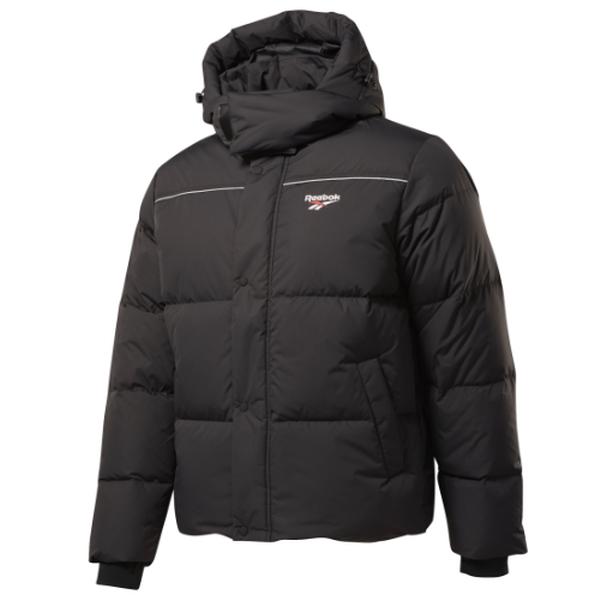 리복 클래식 벡터 쇼트 미드다운 재킷 FP8706