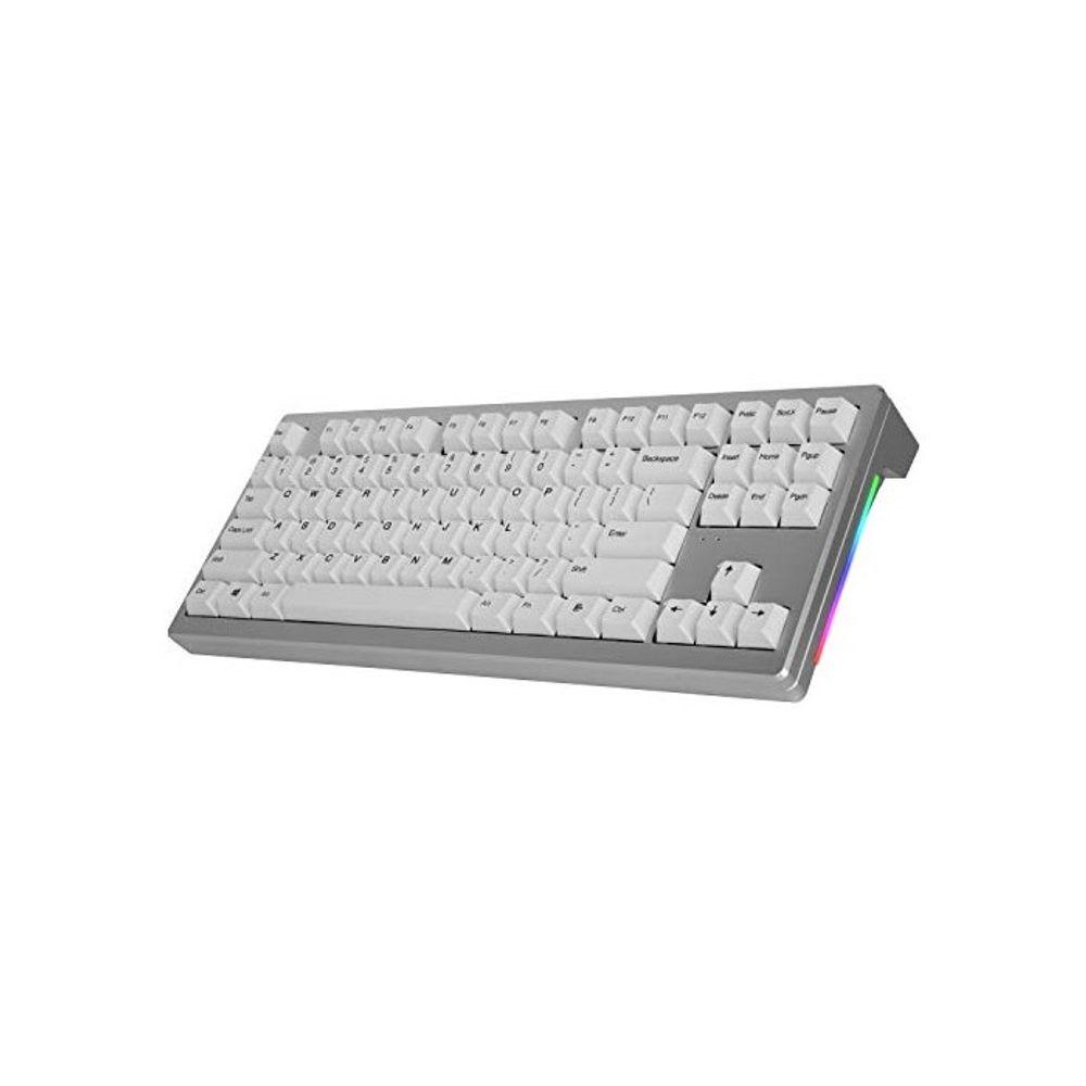 [해외] ABKONCORE AR87 - CNC Full Aluminum 6.83lbs -  그라나다 본상품선택  그라나다 Cherry MX Blue_One Size