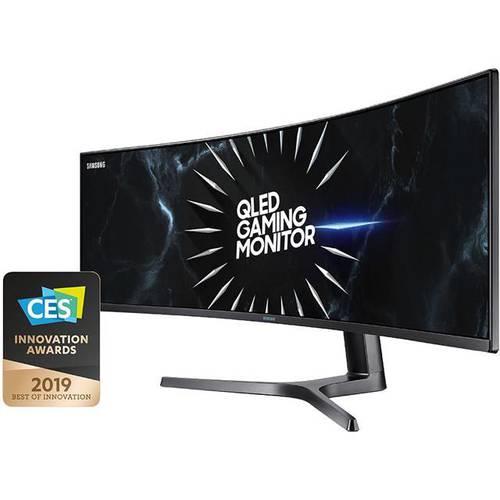 [해외] Samsung CRG9 Series C49RG90S 49 Dual Quad HD 5120 x 1440 Resolution 12  상세내용참조