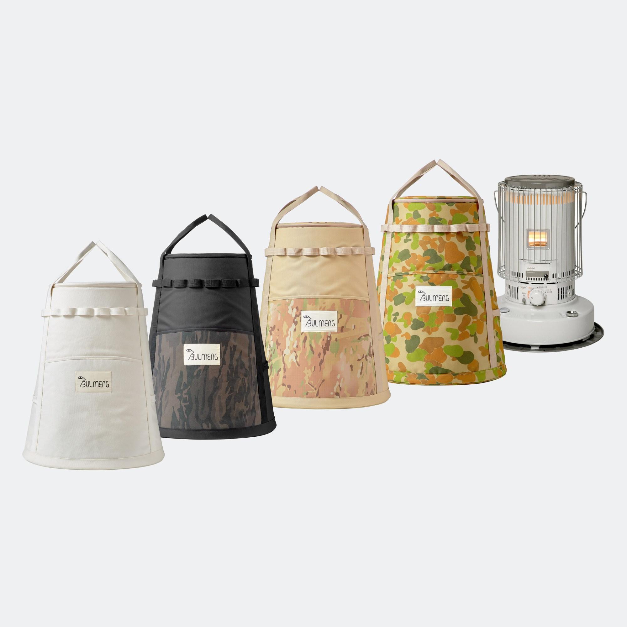[불멍] 토요토미 옴니 230 캐리백 난로가방 감성 캐리백 감성캠핑 밀리터리 파세코