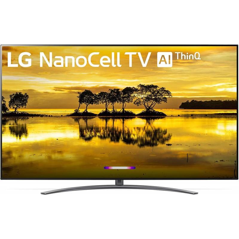 [해외] LG 75SM9070PUA 알렉사 내장 나노9 시리즈 75 4K Ultra HD 스마트 LED 나노셀 TV (2019)  단일옵션  단일옵션