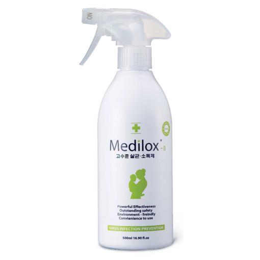 메디록스 B 베이비 유아전용 뿌리는 살균 소독제 장난감 아기전용 유아용품 소독 500ml