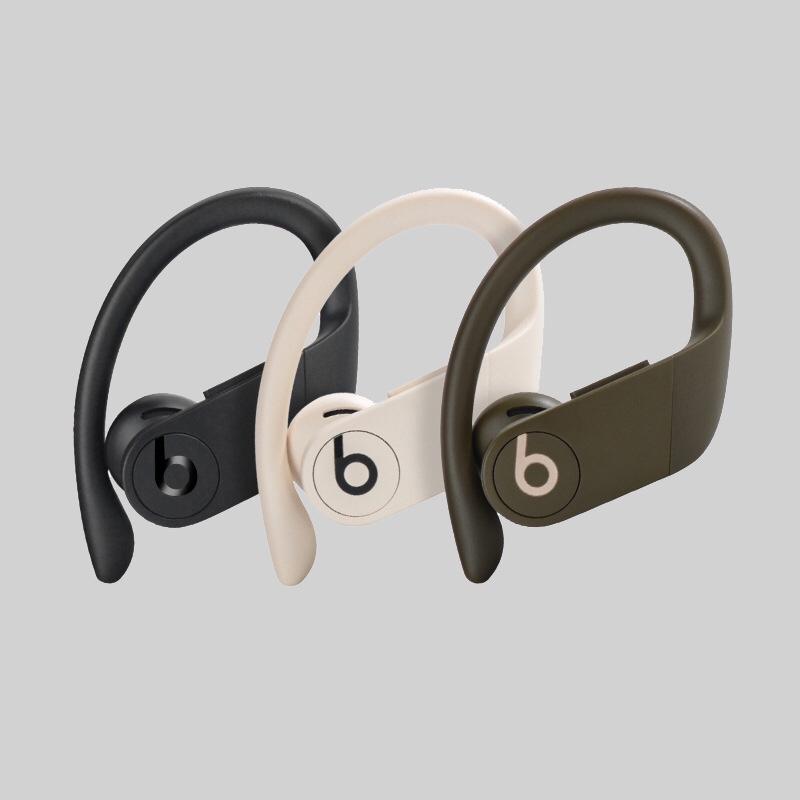 [해외] Powerbeats Pro 무선 이어폰  엘로우