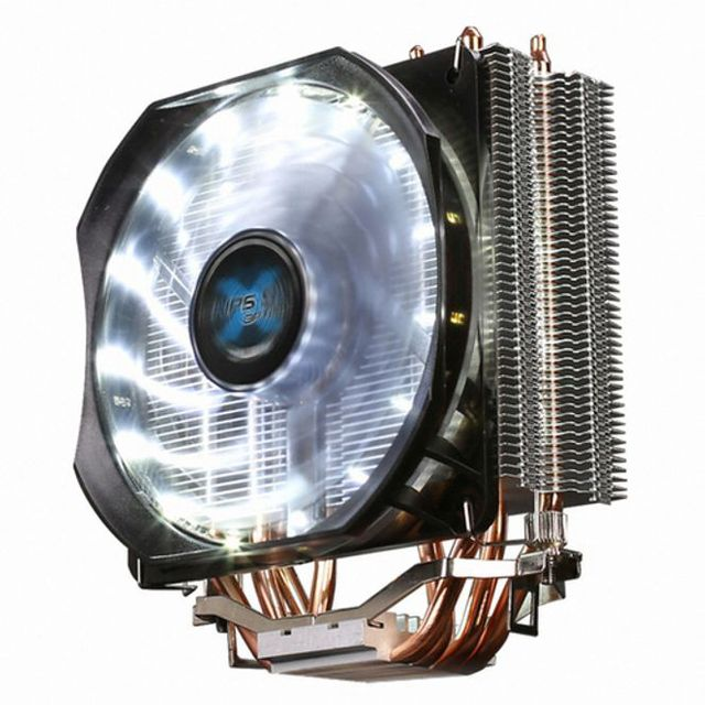 PC부품 용쿨러 CNPS9X 팬쿨러 잘만 CPU쿨러 OPTIMA WHITE LED !Izus  ※-해당 상품 선택하기-※