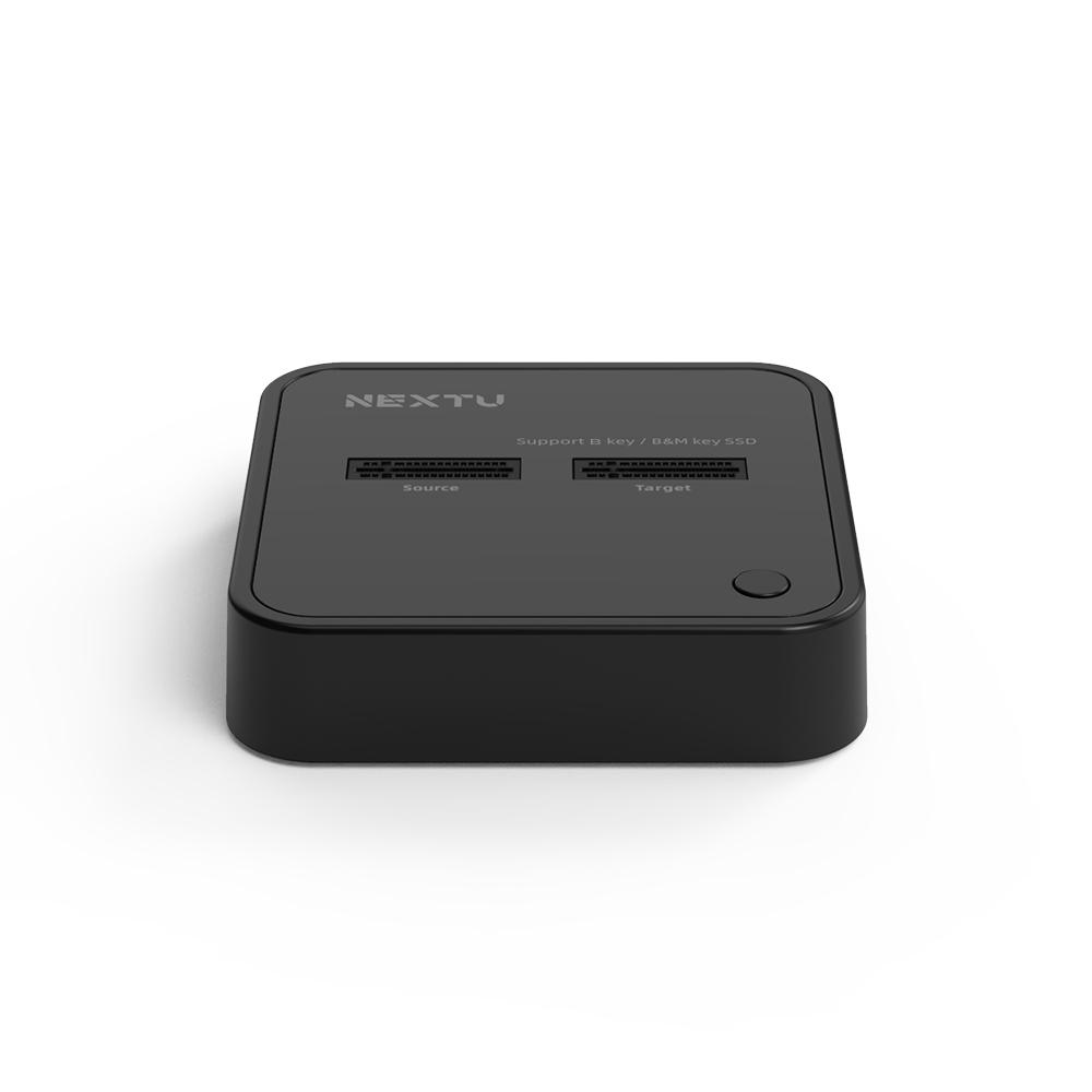 M.2 SSD NVME SSD 클론하드복사 2베이 도킹스테이션