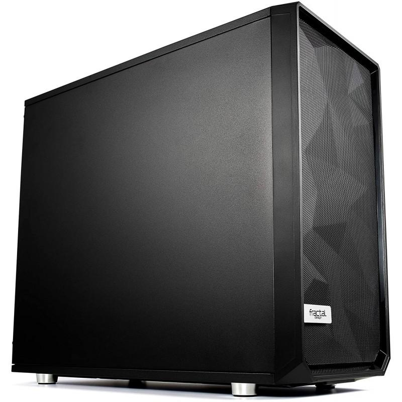 [해외] Fractal Design Meshify S2 Blackout미들 타워형 PC케이스 CS7314 FD-CA-MESH-S2-BKO Fractal Design PC  1
