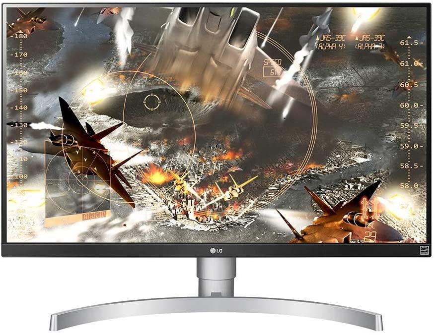 [해외] LG LG전자 27UL650W LED UHD 27인치 모니터 프리싱크