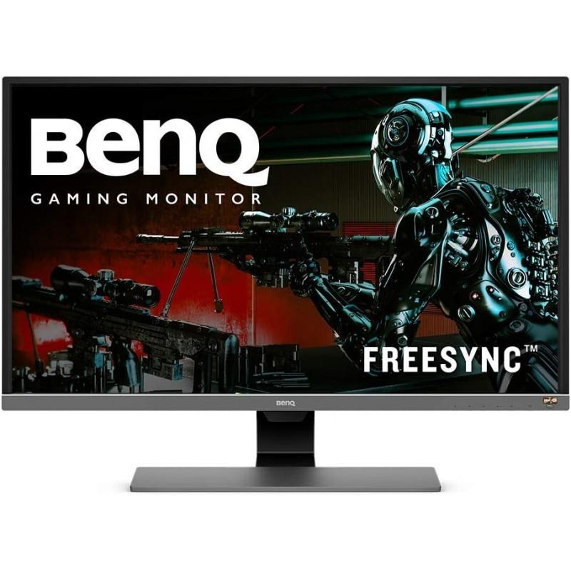 [해외] BenQ EW3270U 32 4K 모니터(눈 관리 기술 포함):  단일옵션  단일옵션