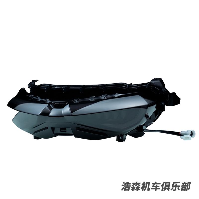 [해외] 야마하 nmax 125 155 LED 브레이크 등 테일 라이트 21년식 이상 튜닝 램프 색상 조절 가능 DD-WD64 2021  무늬와 색깔