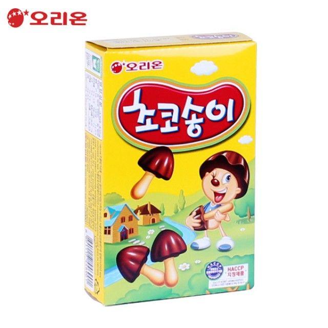 민트딜 초코송이 50g X 12곽기획세트 달콤한초콜렛 바삭한비스킷 어린이간식 단체간식